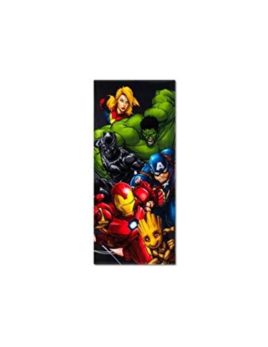 (Beach Towel Marvel Avengers End Game Cotton 28