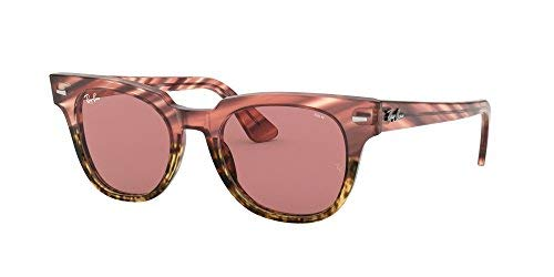 Rb2168 Beige Meteor Pink Stripped ban Gradient Sunglasses Ray Tx5YRwq6