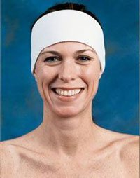 Otoplasty Band (One Size Fits All, White)