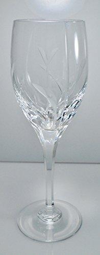 "Mikasa Calla Lily Water Goblet 9"""