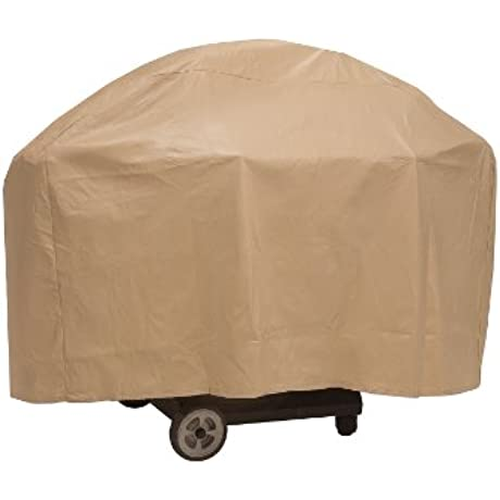 Protective Covers Weatherproof Outdoor Grill Cover Medium Tan