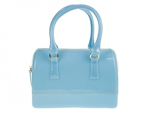 Bag Jelly Blue K005 Shoulder Patent Designer Doctor Glitter Sweet Ladies Sugar PU Bags Handbag Bag qgwa7xfI