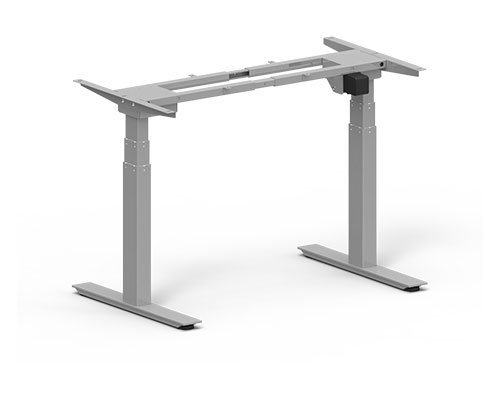 The AnthroDesk Sit to Stand Electric Adjustable Height Standing Desk travel product recommended by Jenny Catindig on Pretty Progressive.