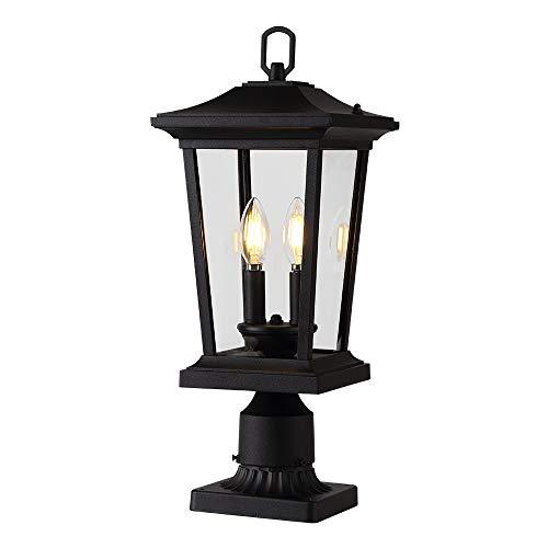 Contemporary Outdoor Post Light Fixtures in US - 4