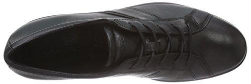 Mujer Derby Black53859 Zapatos de Negro Cordones Felicia Black para Ecco gY4nff