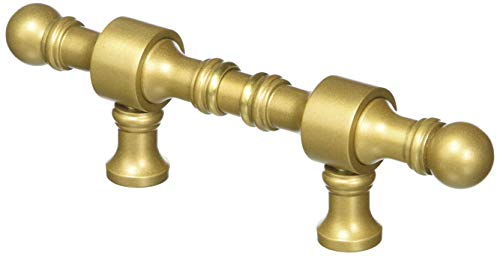 Allied Brass RW-3/3-BBR Retro Wave Collection 3 Inch Cabinet Pull 3