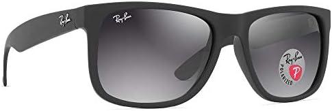 8028ecd9fabe0 Óculos de Sol Ray Ban Justin Polarizado RB4165L 622 T3-55. Carregando  imagens.
