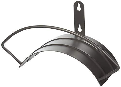 Holder Suncast Hose (Suncast WMH1505B Fence Design Metal Hose Hangout Hanger, 150')