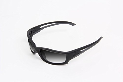 Edge Tactical Eyewear TSBRG716 Blade Runner Matte Black with Polarized Gradient Smoke Lens (Edge Of Blade Runner compare prices)