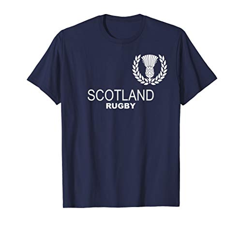 d40e02ba1de Scotland Scottish Rugby Jersey Tshirt Tees
