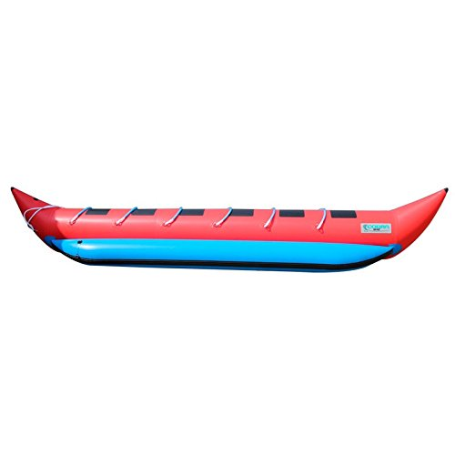 Cobra Rib Boat Banana arrastrable de Hypalon 6 plazas: Amazon.es ...