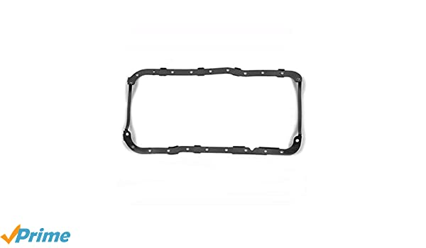 Milodon 41003 Oil Pan Gasket for Small Block Ford 289//302