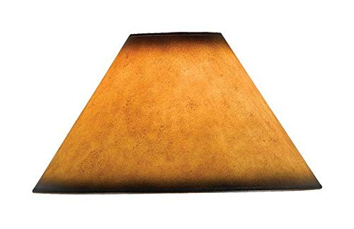 Cal Lighting SH-1071 12-Inch Side Leatherette Shade, See Image