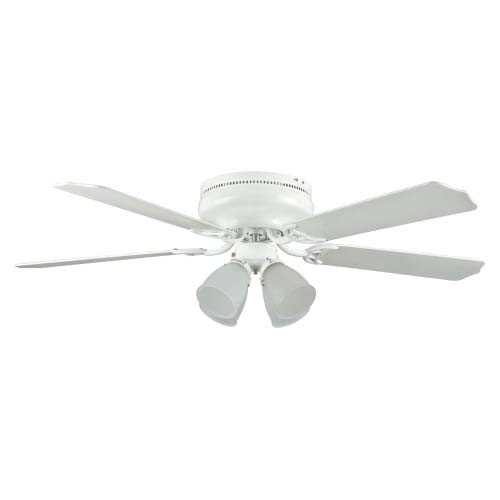 Concord Fans Montego Bay Deluxe Ceiling Fan with 4 Light -