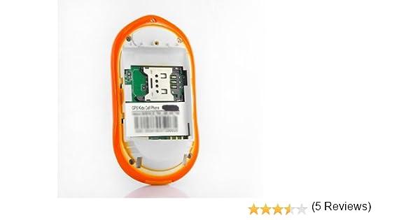 High-Tech Place – Localizador GPS para niños con botón SOS y Voz (gsm Quadband): Amazon.es: Electrónica
