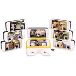 3-D Picture Viewer Set, National Geographic