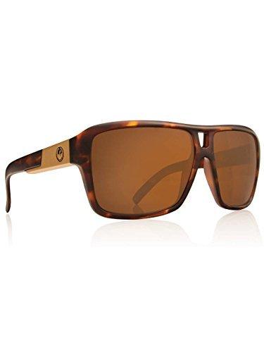Dragon Sunglasses - The Jam / Frame: Matte Tort Lens: ()