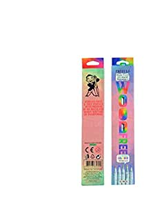 Treewise recycled newspaper Pencil - color Pencil - 10 pack