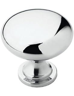 amerock bp5300526 allison value 114in32mm dia knob polished
