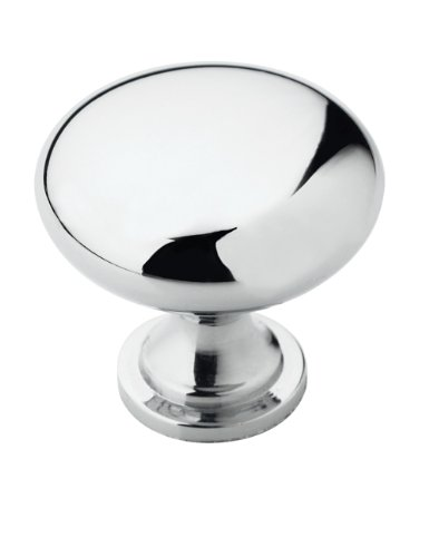 Polished Chrome Drawer Pull - 7