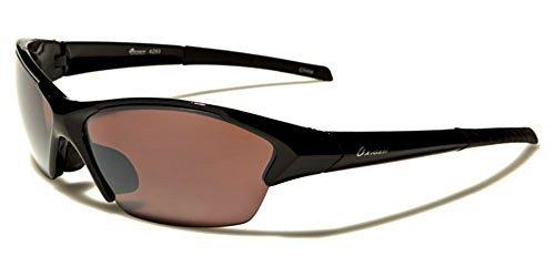 2f69d47a144 New Oxigen Designer Men Mirrored Lens Rimless Rectangle Sunglasses Full  UV400 Protection Free BeachHutSunglasses microfibre pouch
