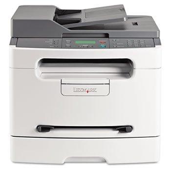 Lexmark X204N All-In-One Laser Printer - Printer Speed Desktop Laser High