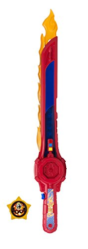 Power Rangers Super Ninja Steel Blaze Blade Battle Gear]()