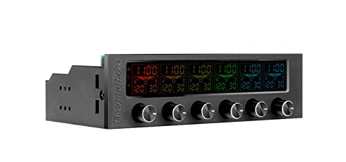 Thermaltake Commander F6 RGB Fan Controller