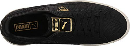 Puma 5 Gold Black marshmallow Team B Us 7 Clyde Euphoria Women's rxqA8r6