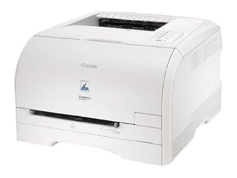 Canon I-Sensys LBP5050N - Impresora láser Color (12 ipm): Amazon ...