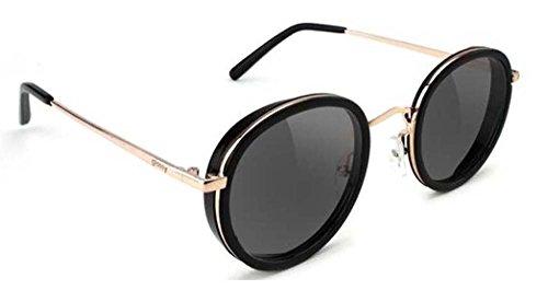 Glassy Lincoln Black - Lincoln Sunglasses