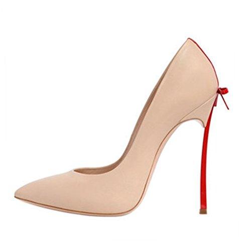Arco Donna Rosso Con 10 Da Progettista Alti Pompe Nudo Stewart Scarpe Sposa Spillo Da Tacchi Beverly Centimetri Sposa Donne A Sexy BIw7qzwC
