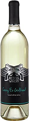 NV Miranda Lambert Crazy Ex-Girlfriend Sweet White 750 ml Wine from Red 55 Winery