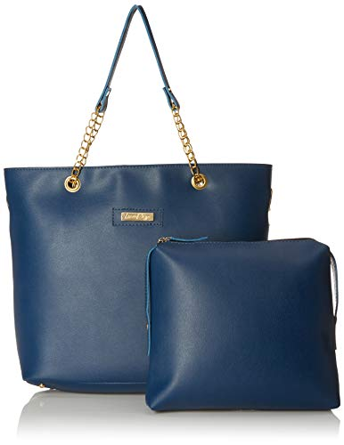 Lica Pezo Bag In Bag Blue Women Tote (Blue)