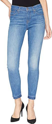 7 For All Mankind Women's Ankle Skinny Jean, Heritage Artwalk, 26 (7 All Mankind Skinny Jeans)