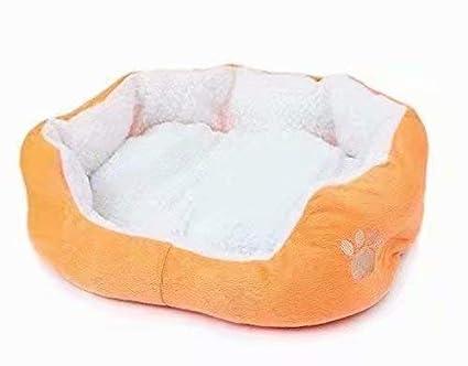 Life-Mall Cama para Gatos y Perros tamaño:45 * 35cm,con Forro