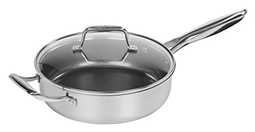 Homeware Stainless Covered Nonstick Ceramic