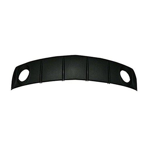 CPP GM1195122 Rear Bumper Valance Panel for 10-13 Chevrolet Camaro