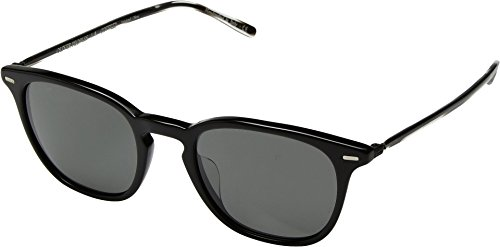 Oliver Peoples Unisex Heaton Black/Grahpite Polarized - Sunglasses Vintage Peoples Oliver