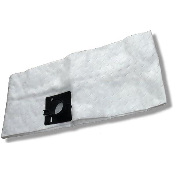 Kallefornia K901 - 5 bolsas de filtro aptas para aspiradoras ...