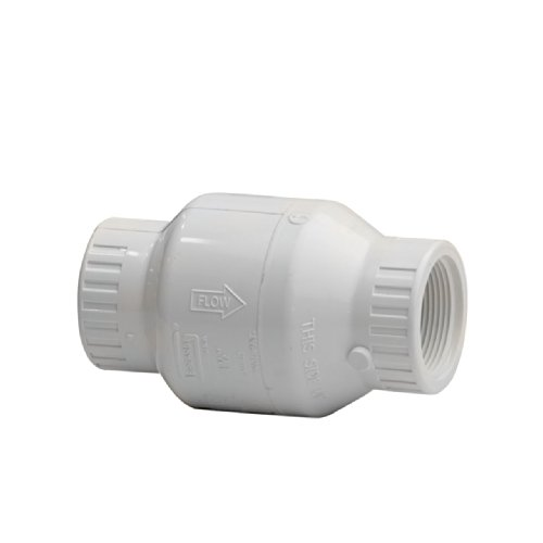 Pvc Threaded End Connector (Spears S158015F 1 1/2