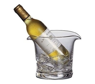 Dartington Crystal Wine Master- Wine Cooler 8.5 inch tall