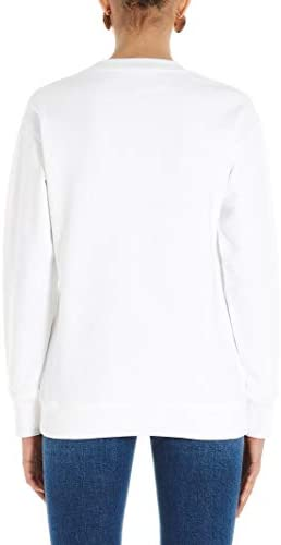 MOSCHINO Luxury Fashion Femme V171704271001 Blanc Coton Sweatshirt | Printemps-été 20