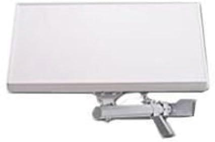 Antena parabólica plana Selfsat H30D LNB individual: Amazon ...