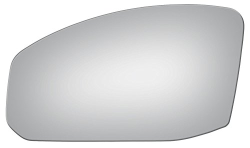 Burco 2965 Driver Side Replacement Mirror Glass for 2003-2009 NISSAN 350Z