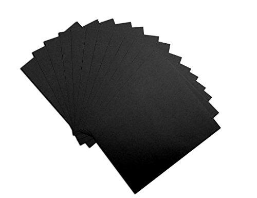 Cotyledon A4 Removable Self-adhesive Sticky Back Chalkboard Wall Sticker Blackboard ()