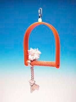 Swing with Rope Cement Acrylic Medium - colors may vary