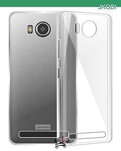 J C Cases Transparent Cover For Lenovo A7700