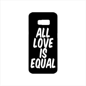 Fmstyles - Samsung S8 Mobile Case - All love is Equal