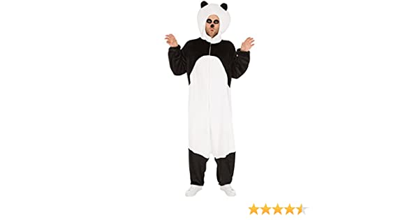 TecTake Disfraz de Panda para Hombre y Mujer | Súper Dulce Disfraz ...